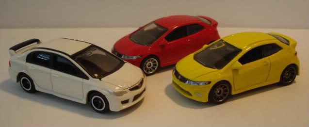 Honda Civic Type R y Mazda 2 DSC09830