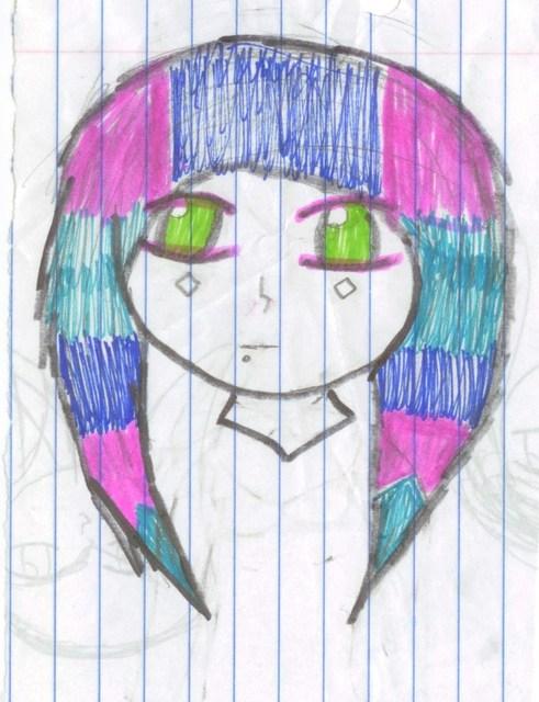 Mags's Random Drawings 001-2