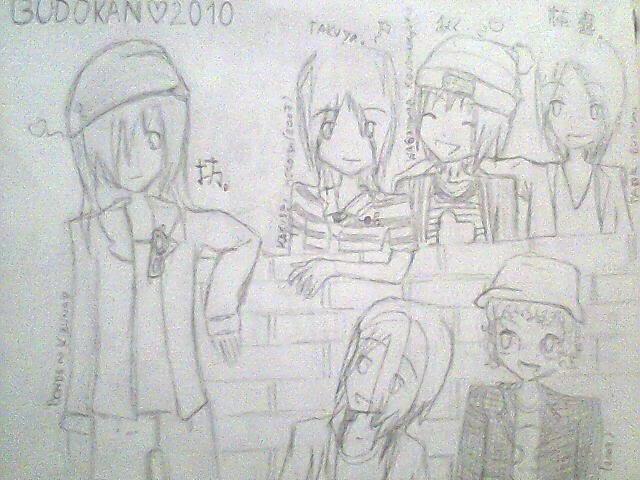 Mi Draws And Fan Arts Imagen020