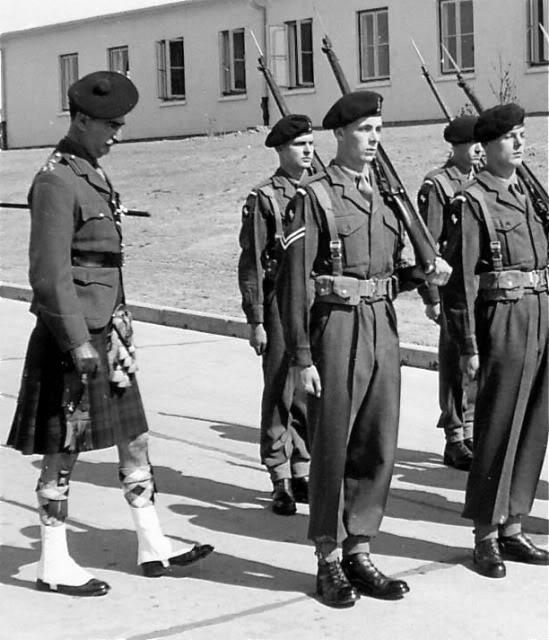 Bunde, 1952