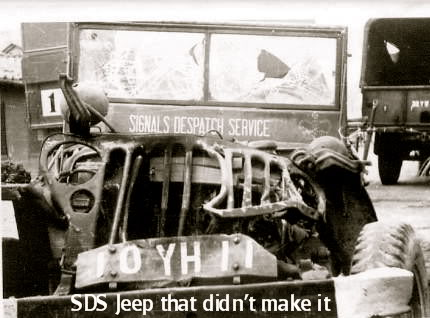 Signals Dispatch Jeep