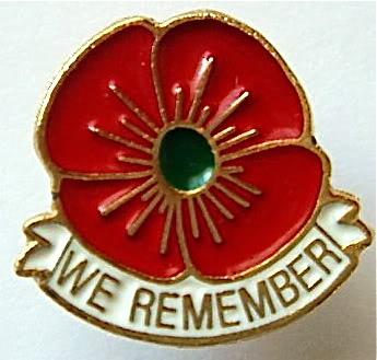 We Remember Poppy