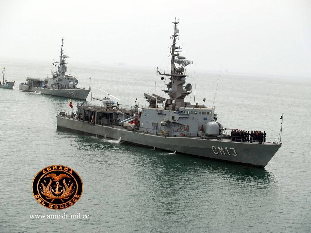 Ecuador - Página 3 Navy4
