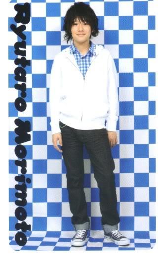 Fan Club de Ryutaro Morimoto HeySayJUMP-2009-Calendar-Card009