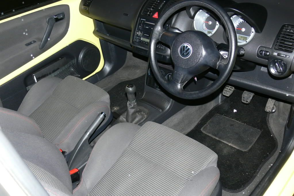 Lupo Sport 128