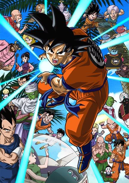 Trama:Dragon Ball Dragonballl
