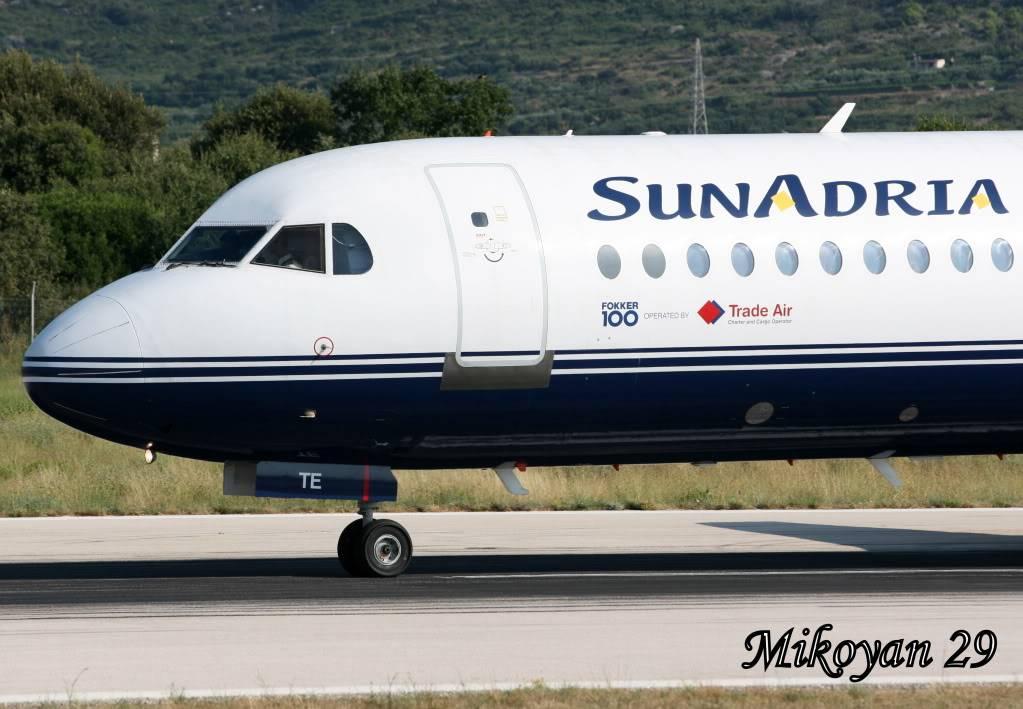 Zračna luka Split 6-8