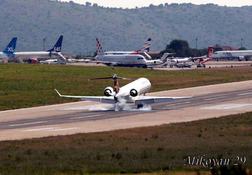 Zračna luka Split 9-7
