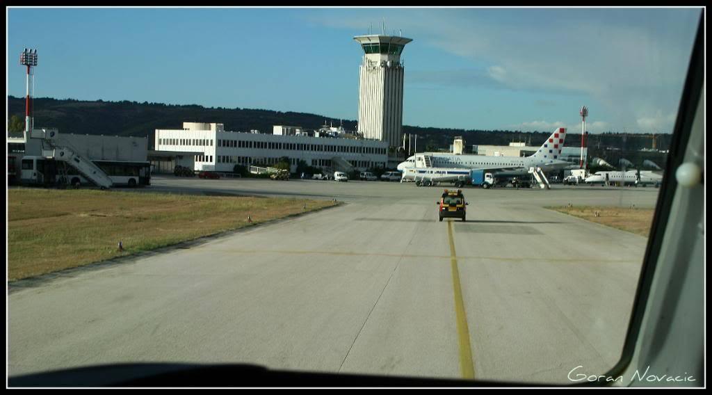 Zračna luka Split IMG_0095