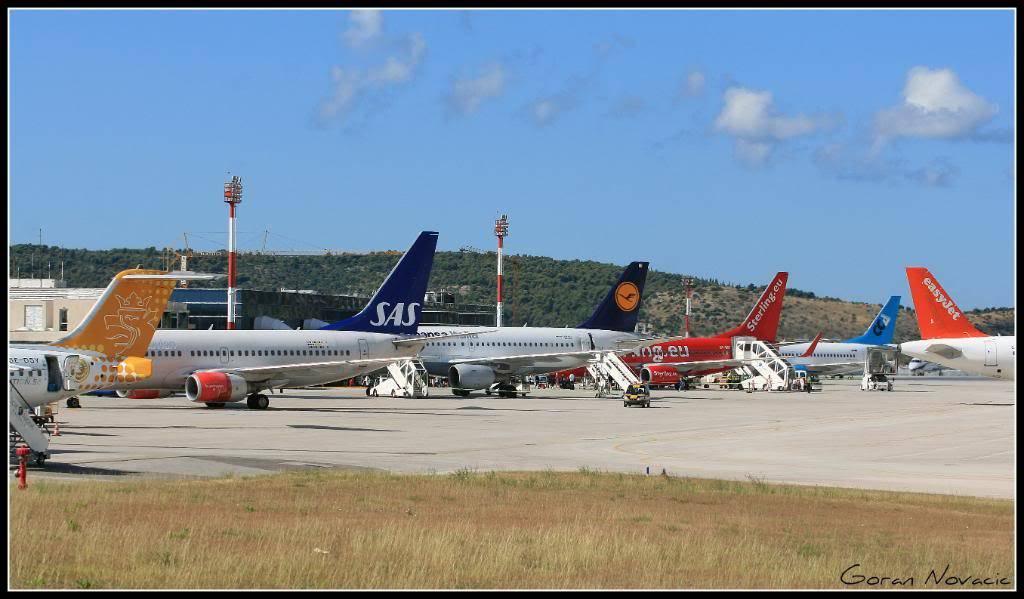 Zračna luka Split IMG_3315