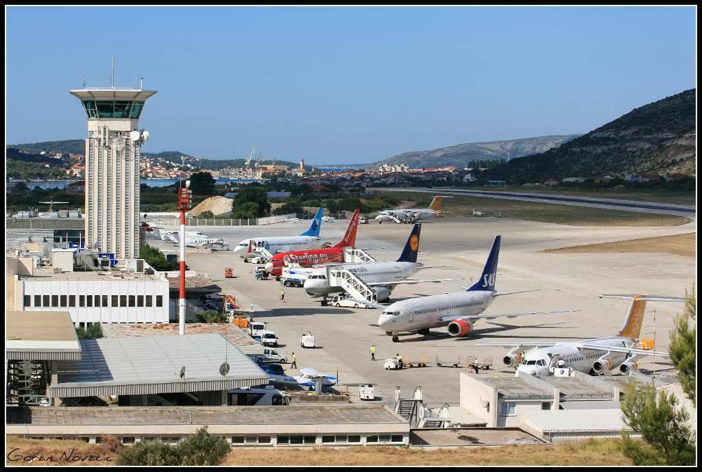 Zračna luka Split IMG_3319