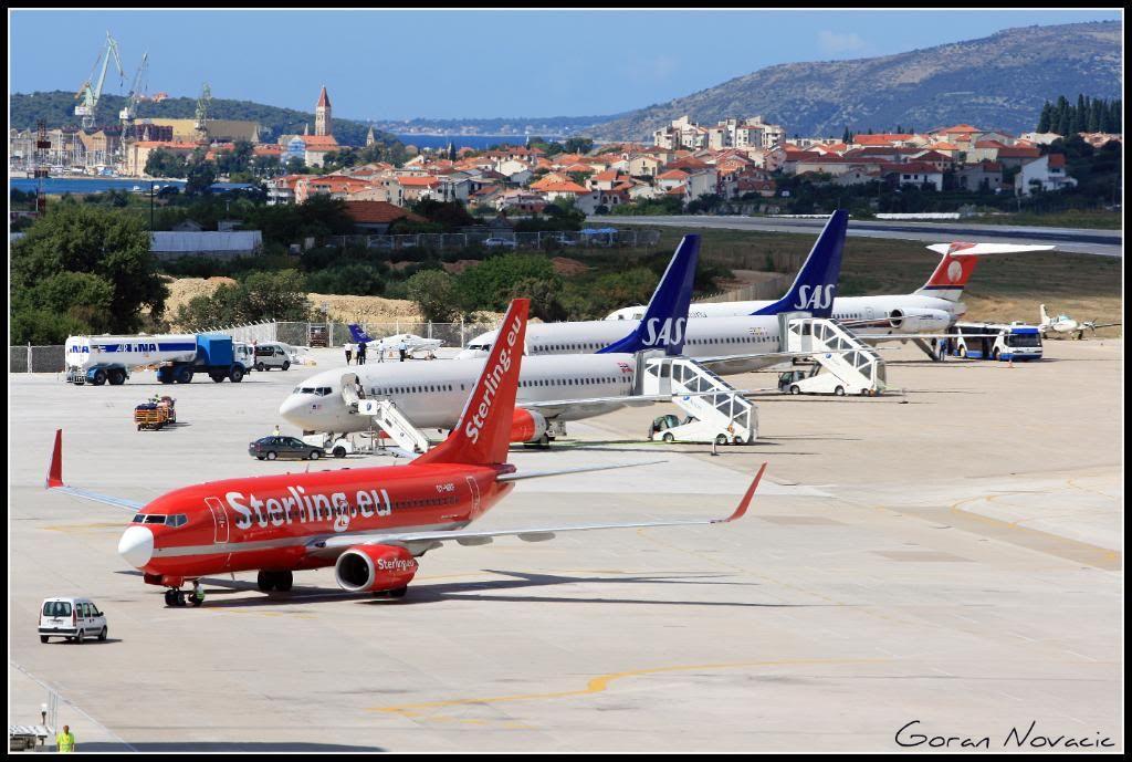 Zračna luka Split IMG_3386
