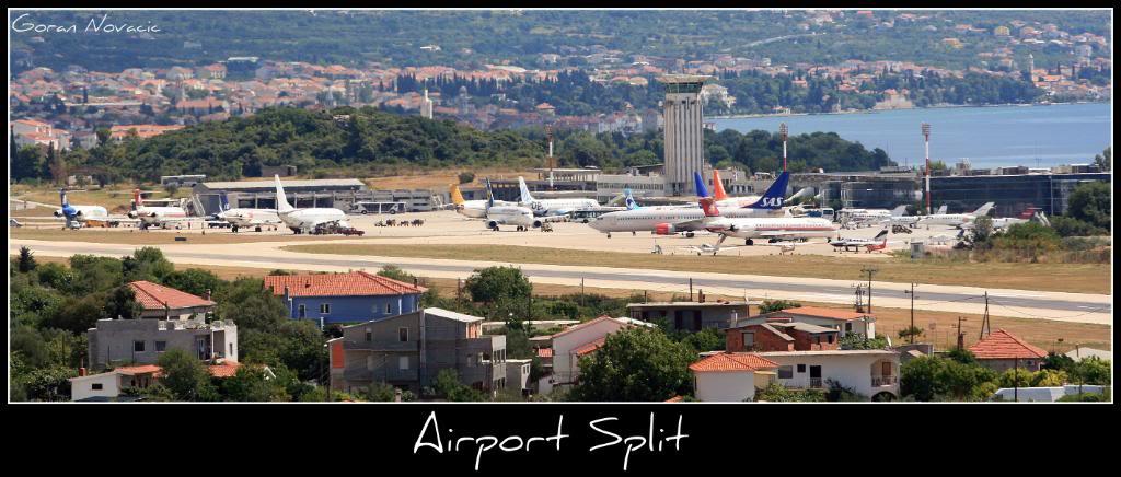 Zračna luka Split IMG_3435