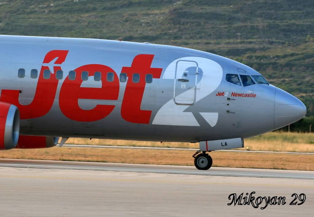 Zračna luka Split Jet2