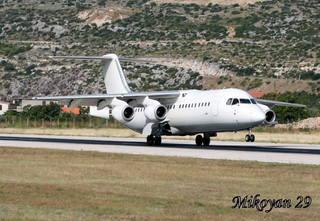 Zračna luka Split Novat