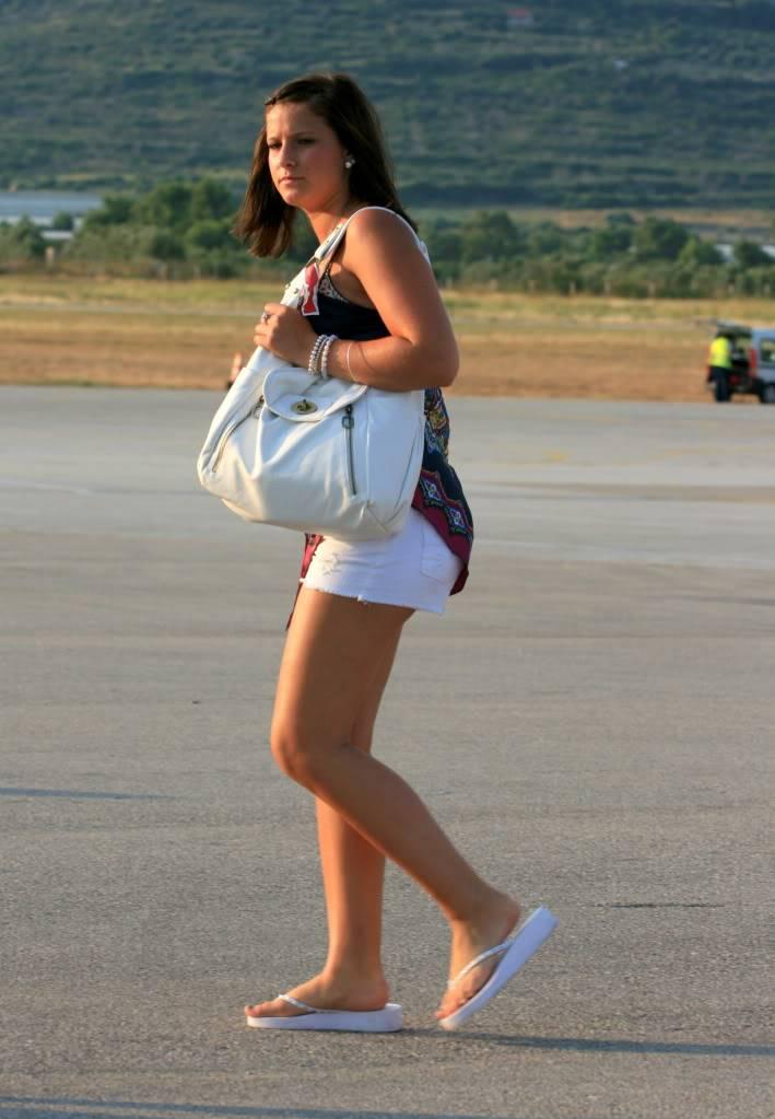 Zračna luka Split Putniici