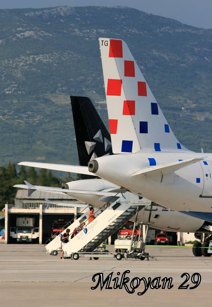 Zračna luka Split Repovi