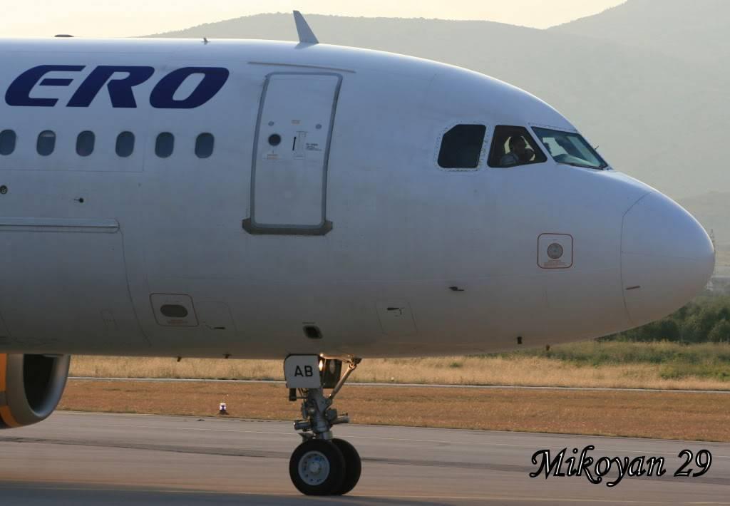 Zračna luka Split Rusi