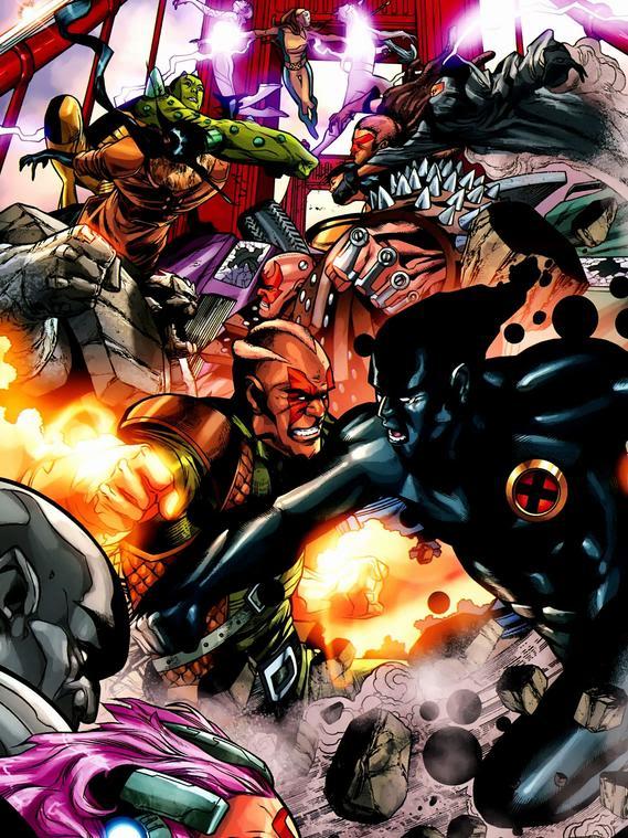 X-Men - Nº 100 (Abril/2010) Jxm11