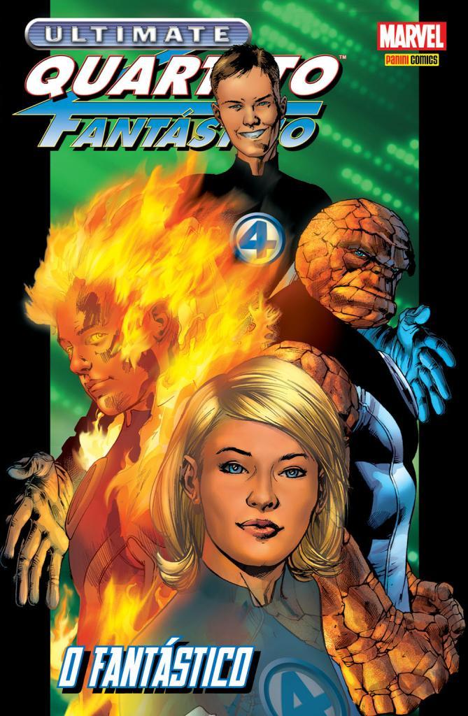 Checklist Marvel/Panini (Julho/2019 - pág.08) ULTIMATEQUARTETOFANTAacuteSTICO