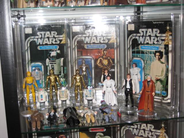 Stargeezers Moc's and display cabinet. DisplayShelf3-1