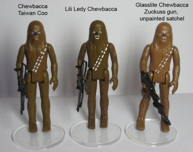 The TIG FOTW Thread: Chewbacca Chewbaccas
