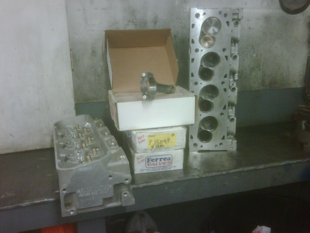 New year, New Build Cylinderheads604