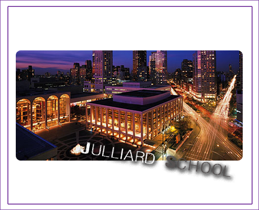 Julliard School.