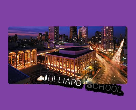 Julliard School.