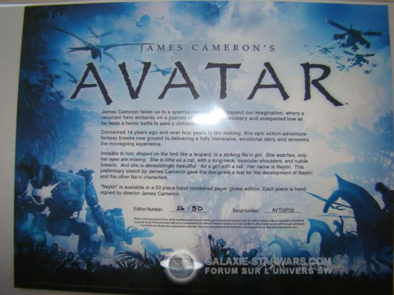 Collection N°23 : la petite collection de Coyote - Page 7 Avatar05-1