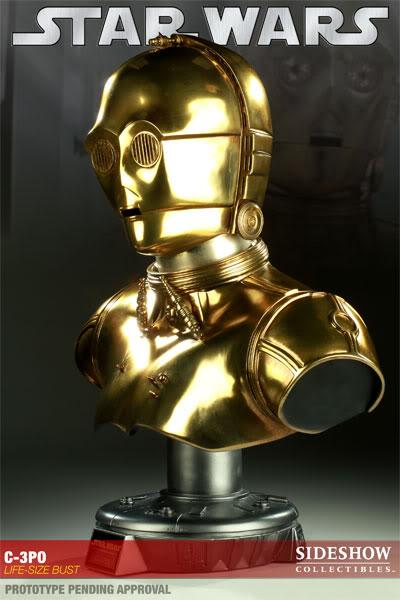 C-3PO LIFE SIZE BUST C3POLifeSizeBust02