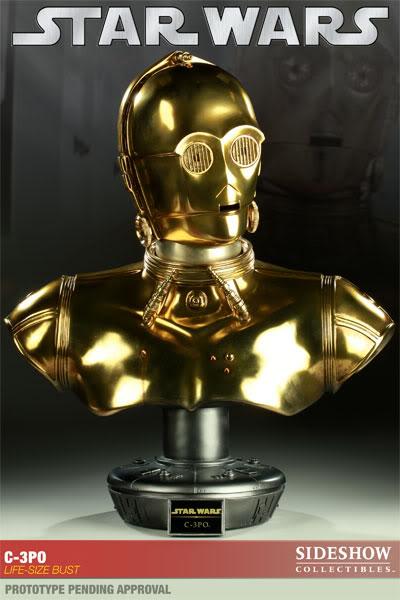 C-3PO LIFE SIZE BUST C3POLifeSizeBust04