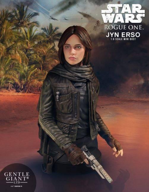 Gentle Giant -  Star Wars Rogue One Jyn Erso Mini Bust Jyn%20Mini%20Bust%2001_zpsolzjem2l