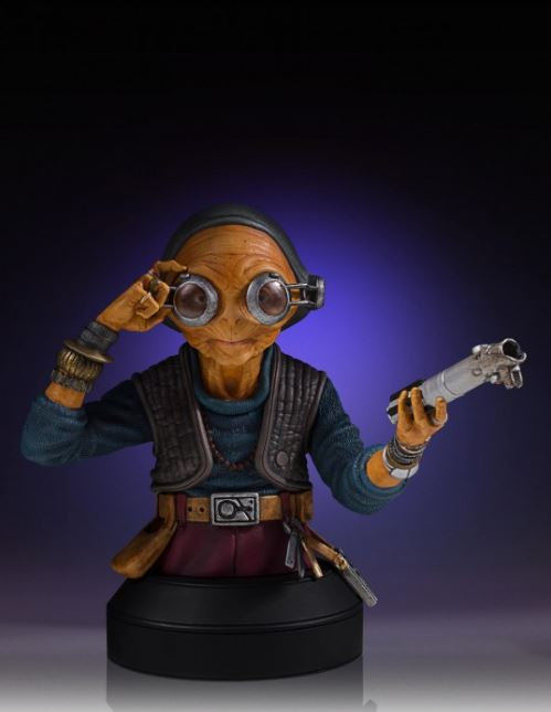 Gentle Giant - Maz Kanata Mini Bust PGM Maz01_zps9rbb0sep