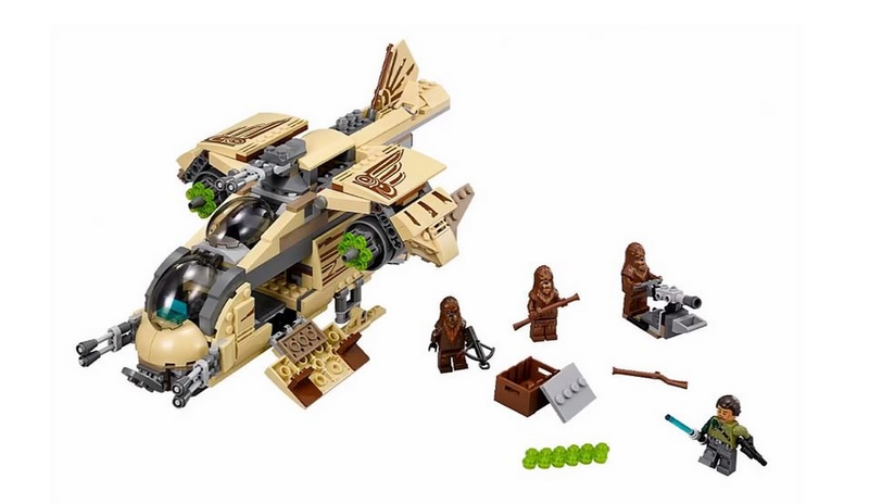 LEGO STAR WARS REBELS - 75084 - Wookiee Gunship 7508002_zps94580d5c