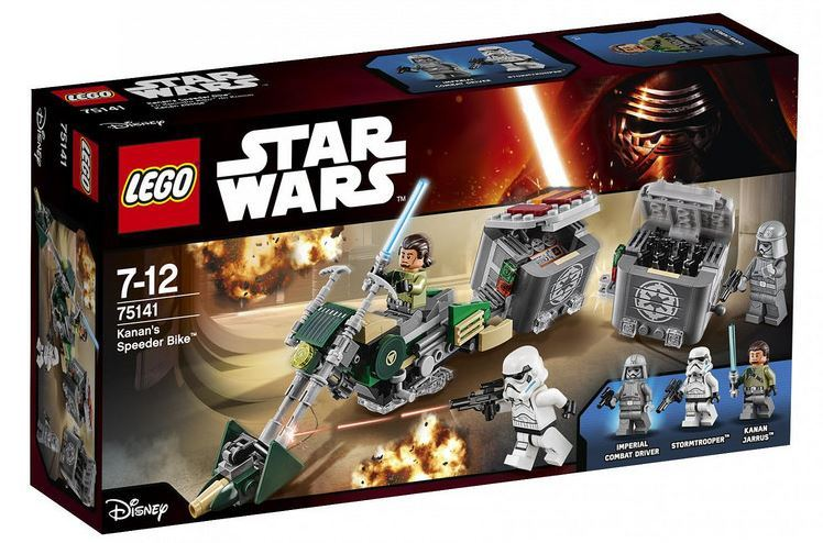LEGO STAR WARS REBELS - 75141 Kanan's Speeder Bike 75141%2001_zpslciljzzn