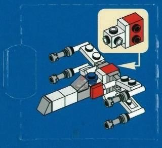 Magazine Panini STAR WARS LEGO #1 7958-10_zpsyubihmou