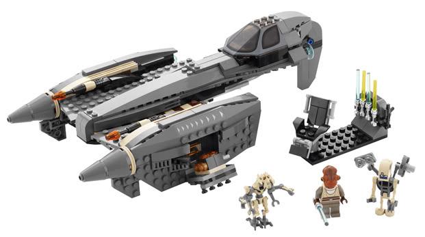 LEGO - 8095 - General Grievous' Starfighter LEGO-GeneralGrievousStarfighter