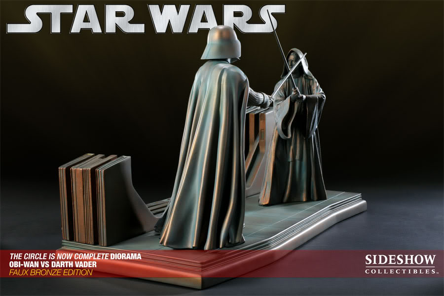 """Obi Wan-Darth Vader """"The Circle Is Now Complete"""" - Page 2 ObiWanvsVaderFauxBronze02"""