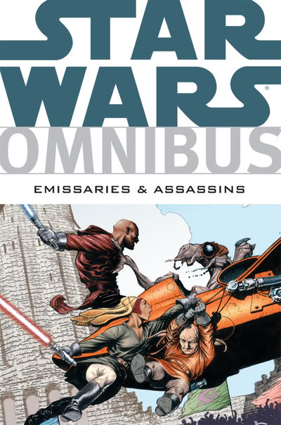 BD STAR WARS (Discussion générale) OmnibusTome1