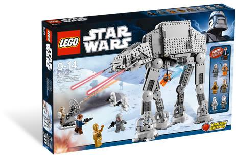 LEGO - 8129 - AT-AT Walker ATAT01
