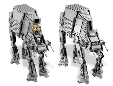 LEGO - 8129 - AT-AT Walker ATAT03