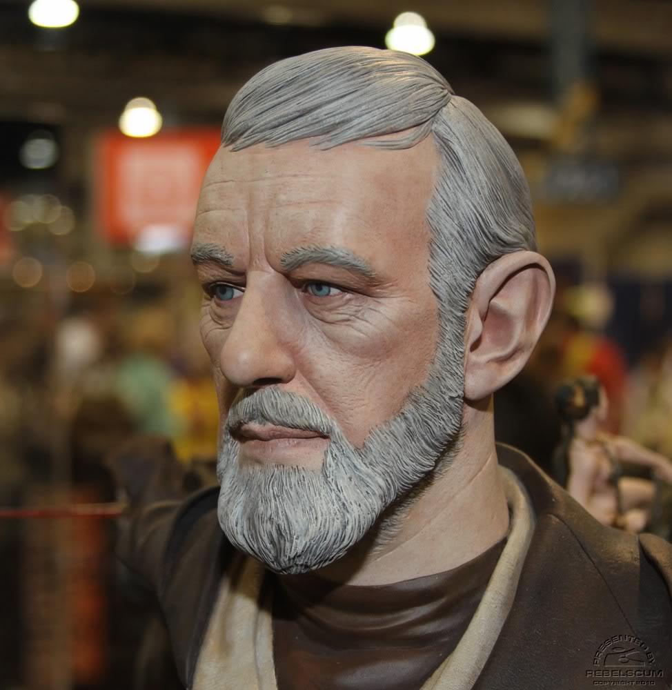 Ben Obiwan Kenobi- Legendary scaled bust - Page 2 BenObiwanKenobiLegendBust07