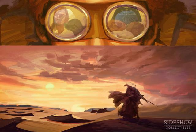 """Sideshow - Mythos - Ben Kenobi """"Desert Nomad""""  - Page 2 Ben_Kenobi-Mythos04-1"""