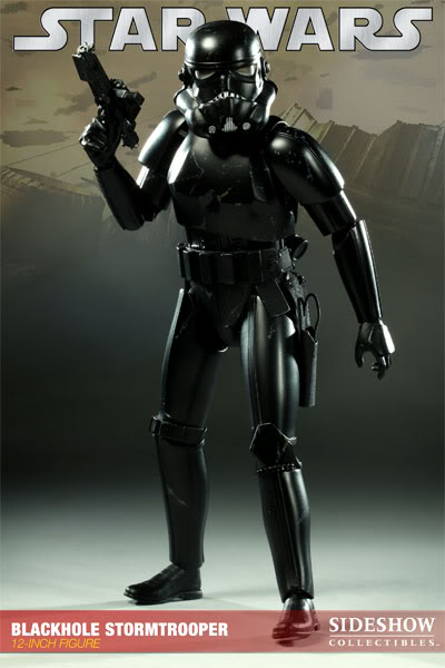 Sideshow - Blackhole Stormtrooper 12' BlackholeStormtrooper02