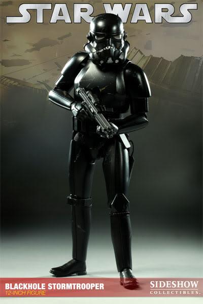 Sideshow - Blackhole Stormtrooper 12' BlackholeStormtrooper03