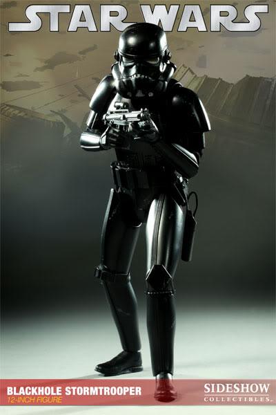 Sideshow - Blackhole Stormtrooper 12' BlackholeStormtrooper05