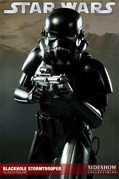 Sideshow - Blackhole Stormtrooper 12' BlackholeStormtrooper06