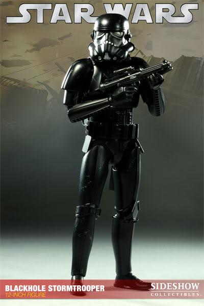 Sideshow - Blackhole Stormtrooper 12' BlackholeStormtrooper07
