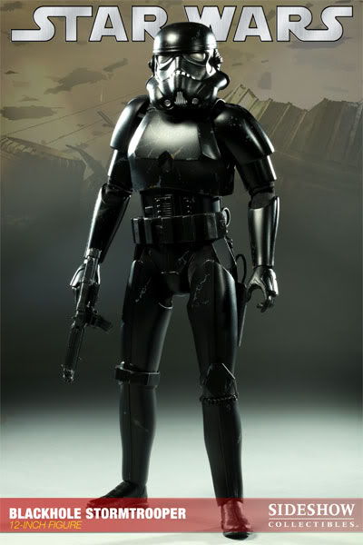 Sideshow - Blackhole Stormtrooper 12' BlackholeStormtrooper08